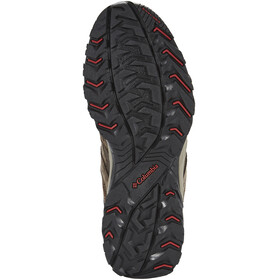 Columbia Redmond XT Leather Omni-Tech - Chaussures Homme - marron